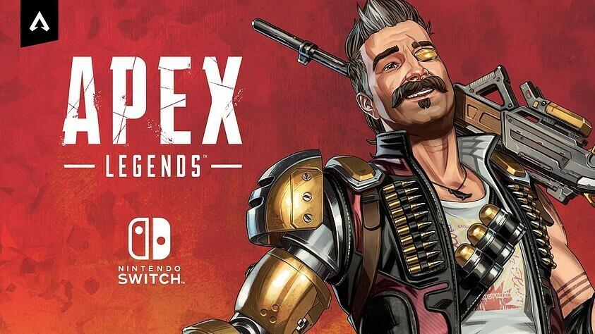 Se requiere Apex Legends para Switch