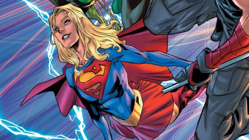 DC inicia la serie Supergirl: Woman of Tomorrow en junio