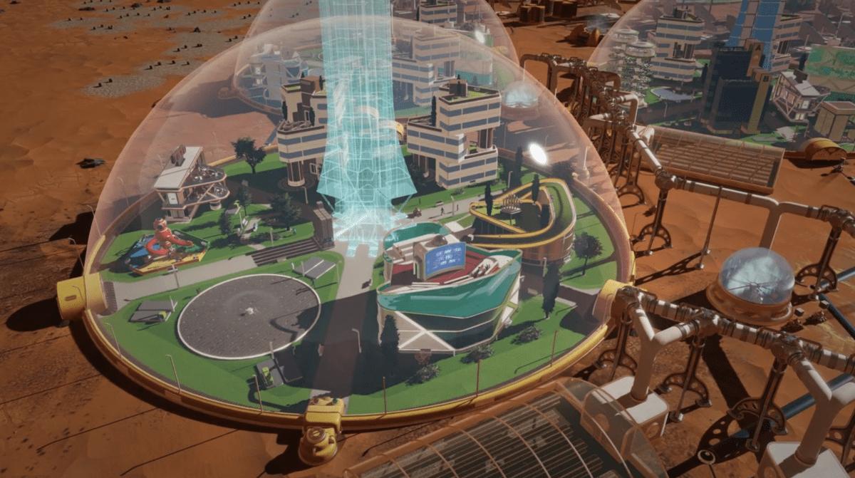 Surviving Mars está de vuelta con una nueva actualización, DLC y un desarrollador diferente