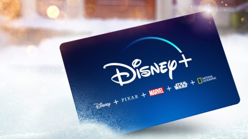 Tarjetas de regalo Disney Plus: entrega, información, precios y por qué debería comprar una