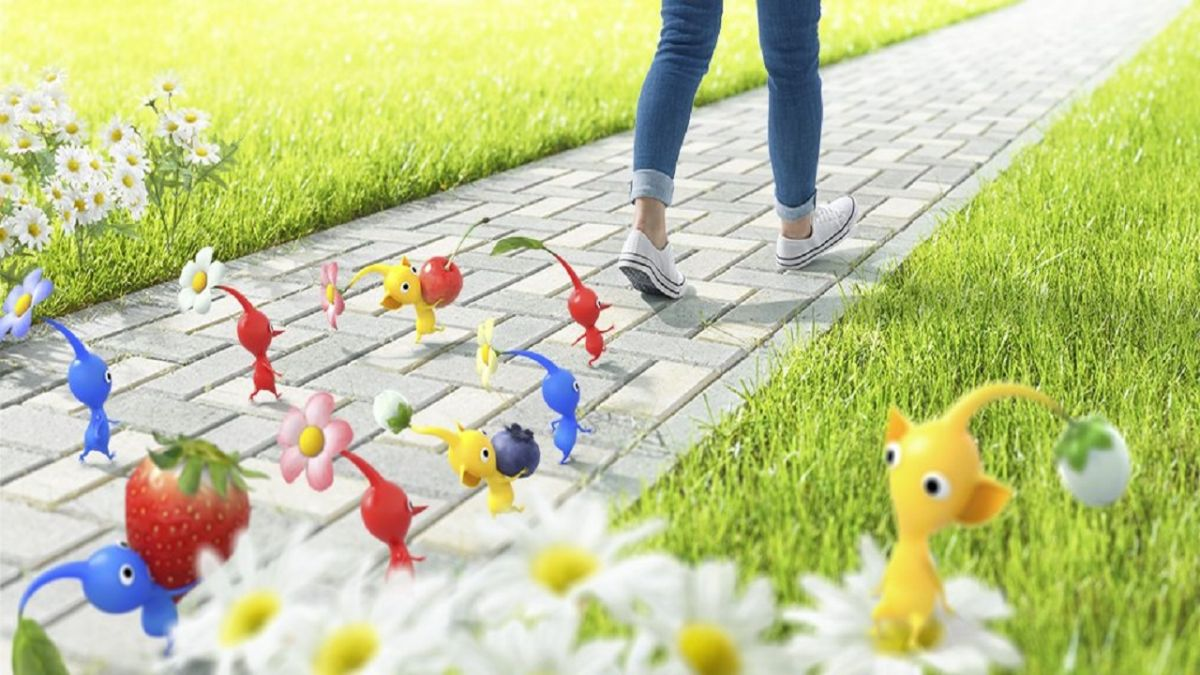 Un juego de Pikmin AR es el próximo proyecto para el desarrollador de Pokémon Go, Niantic