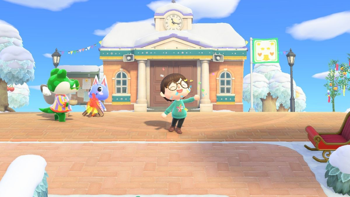 El artista crea un adorable mashup de Animal Crossing y Pokémon