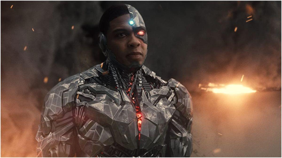 Zack Snyder quería una película de cyborg en solitario después de la Liga de la Justicia
