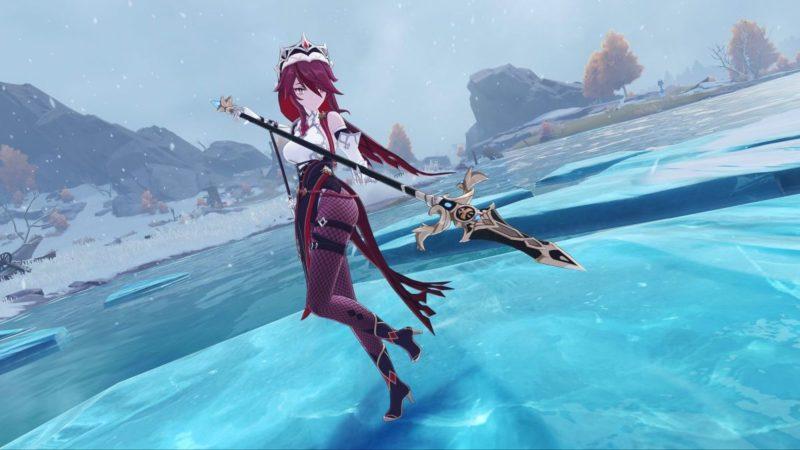 La actualización Genshin Impact 1.4 incluye el nuevo personaje Rosaria y un simulador de citas