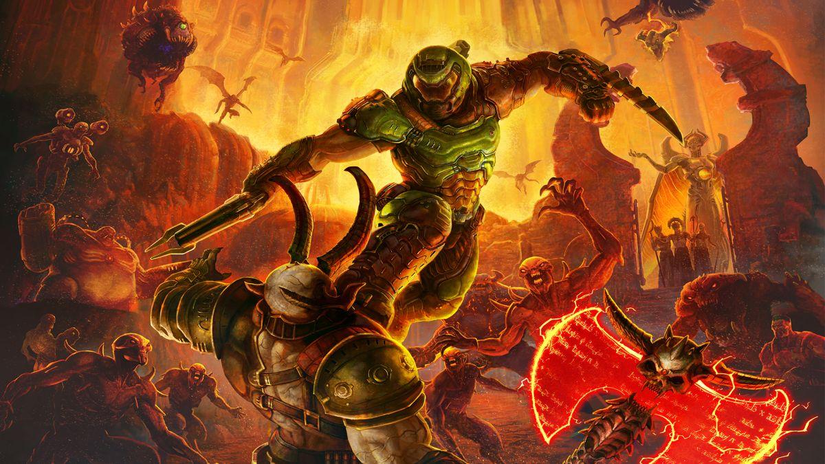 Doom Eternal supuestamente generó $ 450 millones en los primeros nueve meses