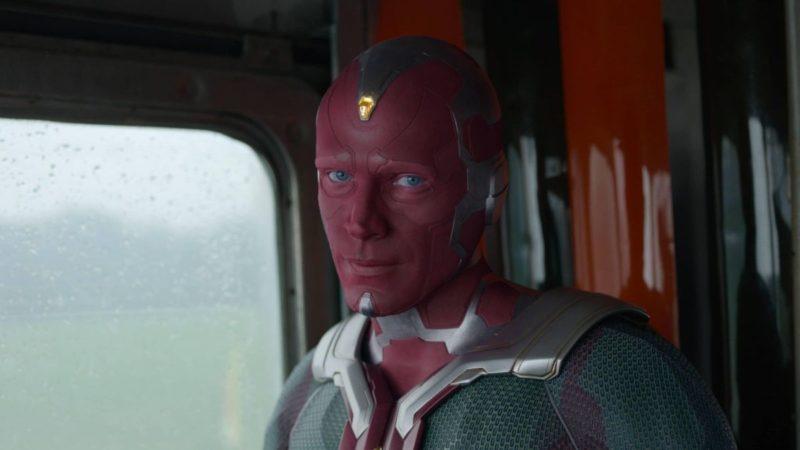 En la escena post-créditos de WandaVision, los fanáticos de Marvel piensan que White Vision y Ultron están vinculados