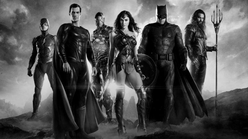 La Liga de la Justicia de Zack Snyder se filtró en HBO Max para algunos usuarios