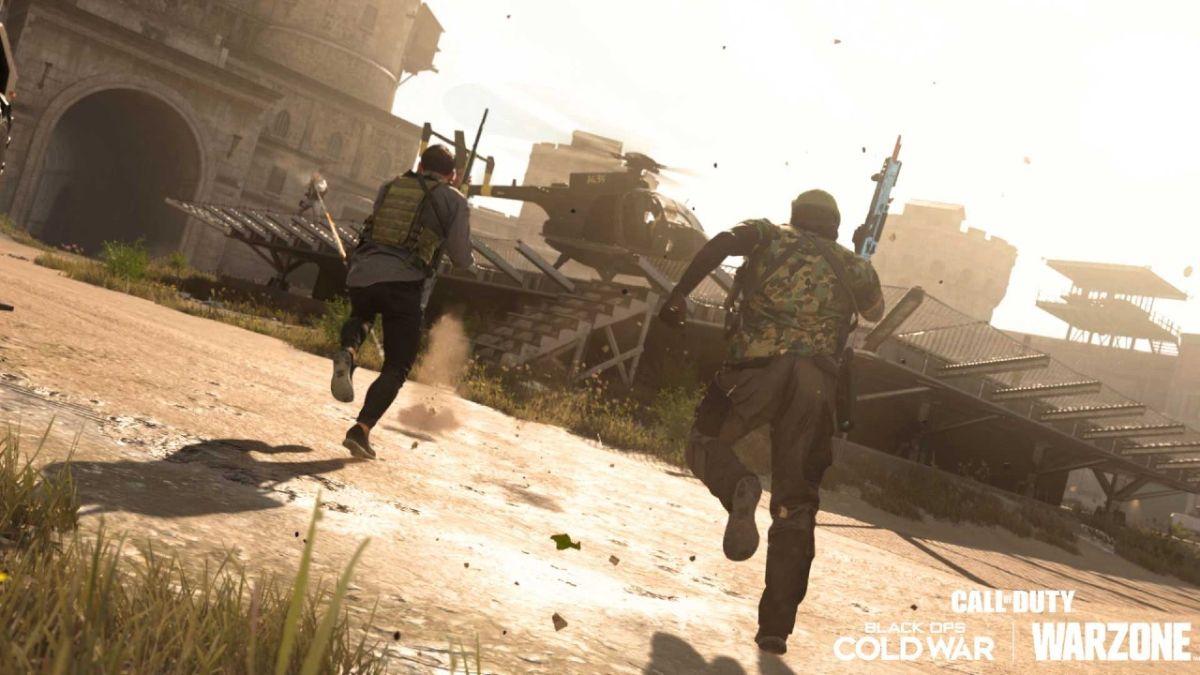 Call of Duty: Warzone acaba de prohibir a otro grupo de estafadores
