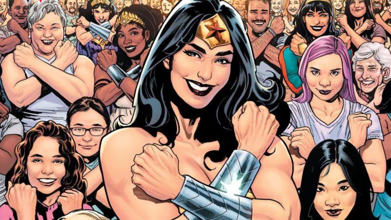Se anuncian los planes del 80 aniversario de Wonder Woman, incluido un especial de 100 páginas