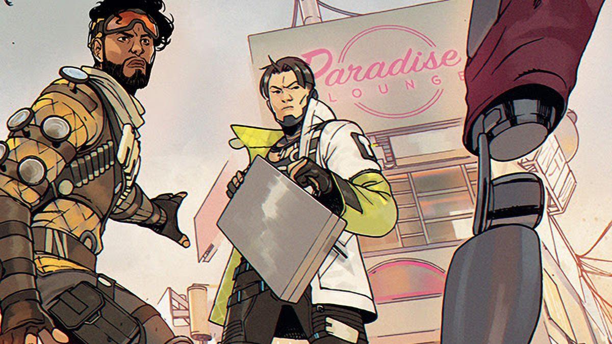 Apex Legends: Overdrive reúne a todas las leyendas en una aventura de cómics