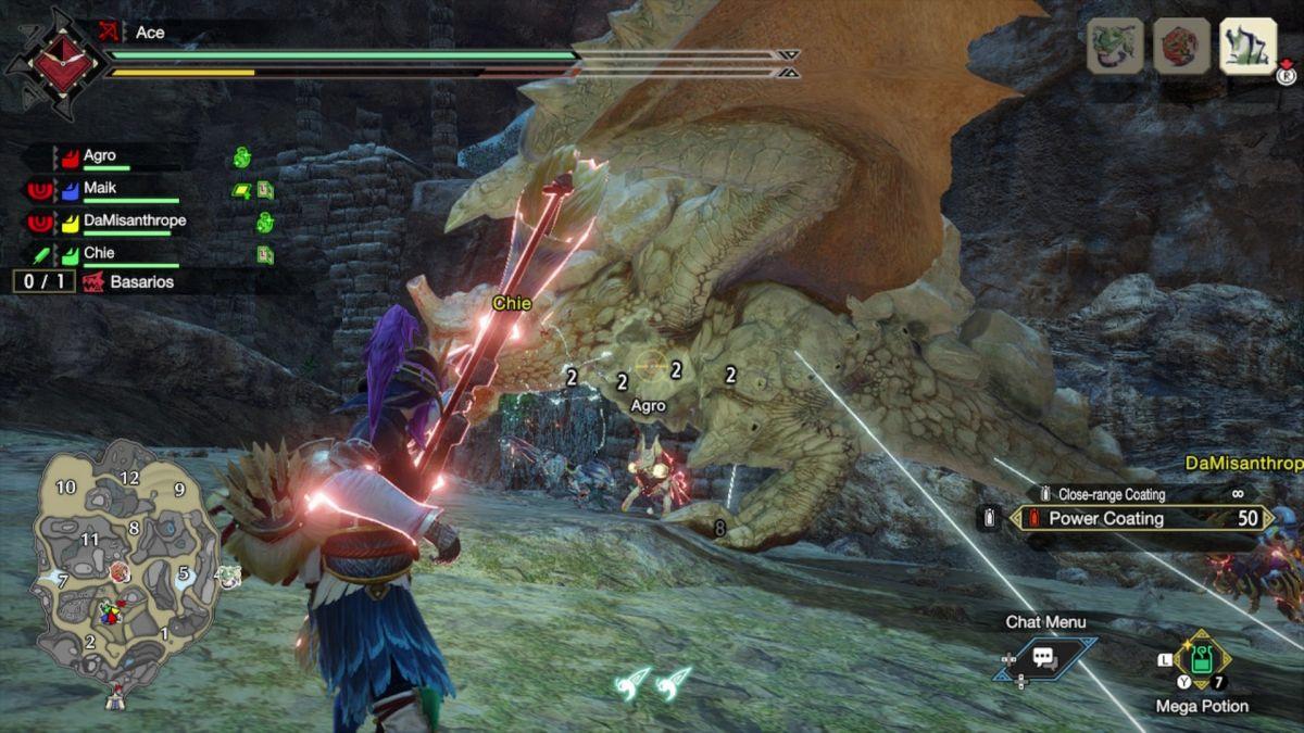 Un oscuro error de Monster Hunter Rise bloquea los archivos almacenados