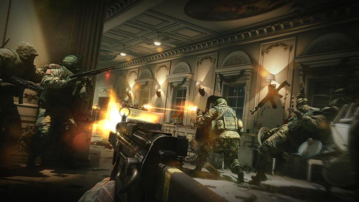 Rainbow Six Siege establece un nuevo récord de Steam con más de 200.000 jugadores simultáneos