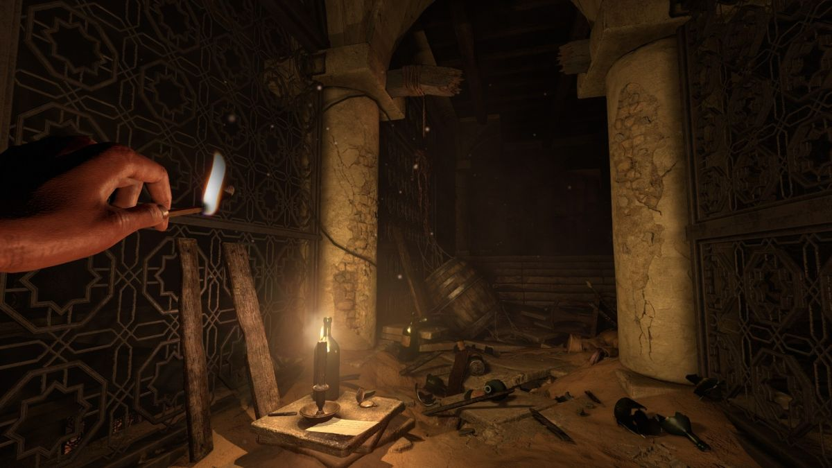 Amnesia: Rebirth ahora tiene un modo de aventura menos aterrador