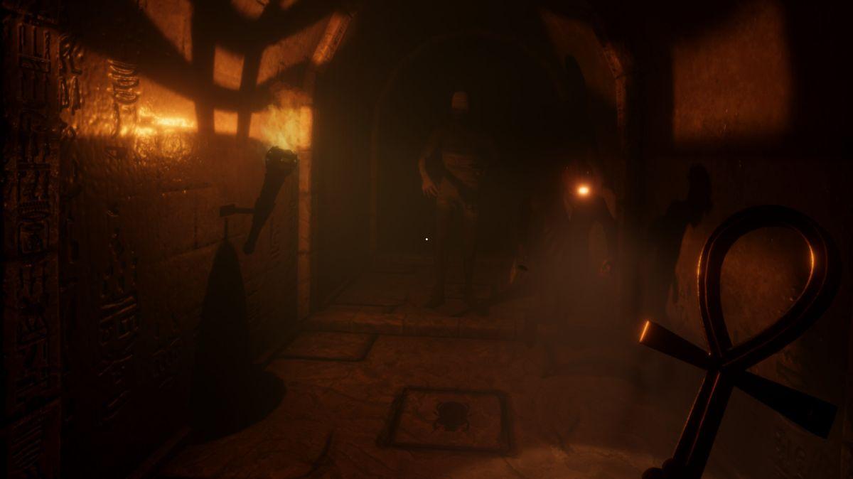 Forewarned es un próximo juego de terror similar a la Phasmophobia en el que buscarás tumbas egipcias.