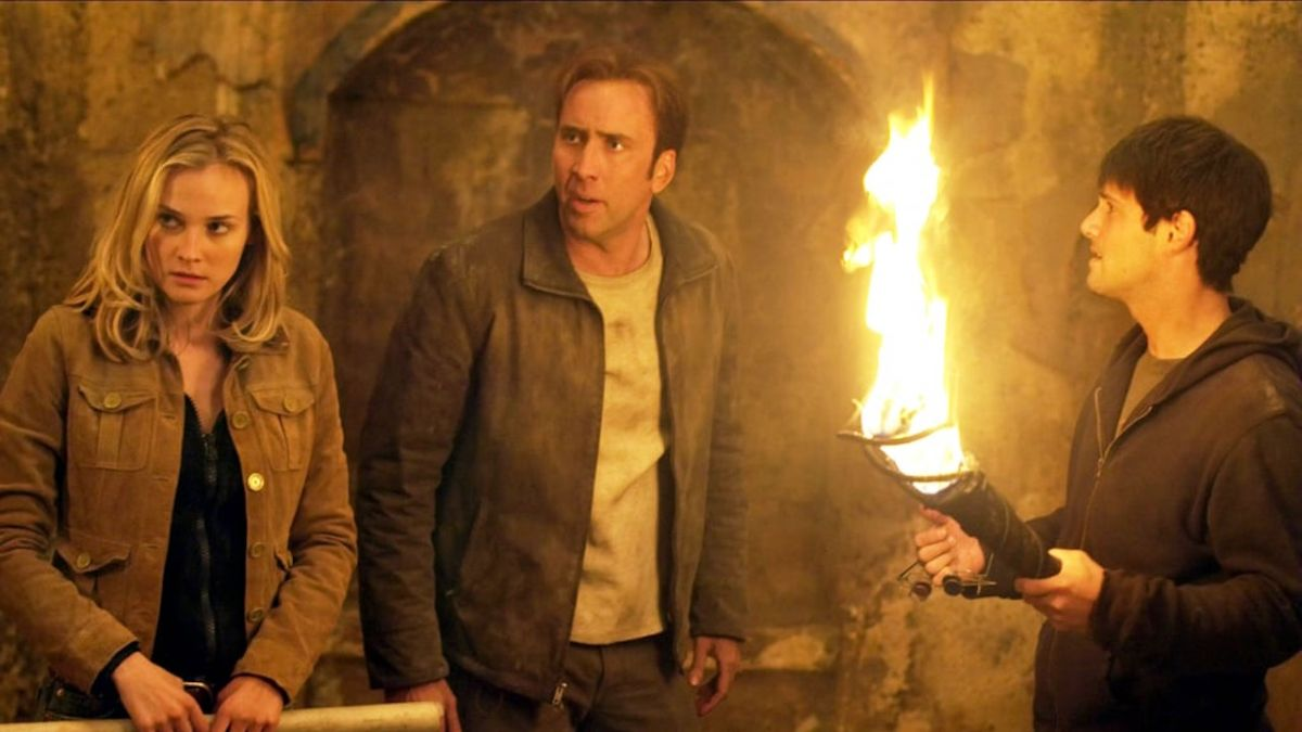 La serie derivada de National Treasure va a Disney Plus