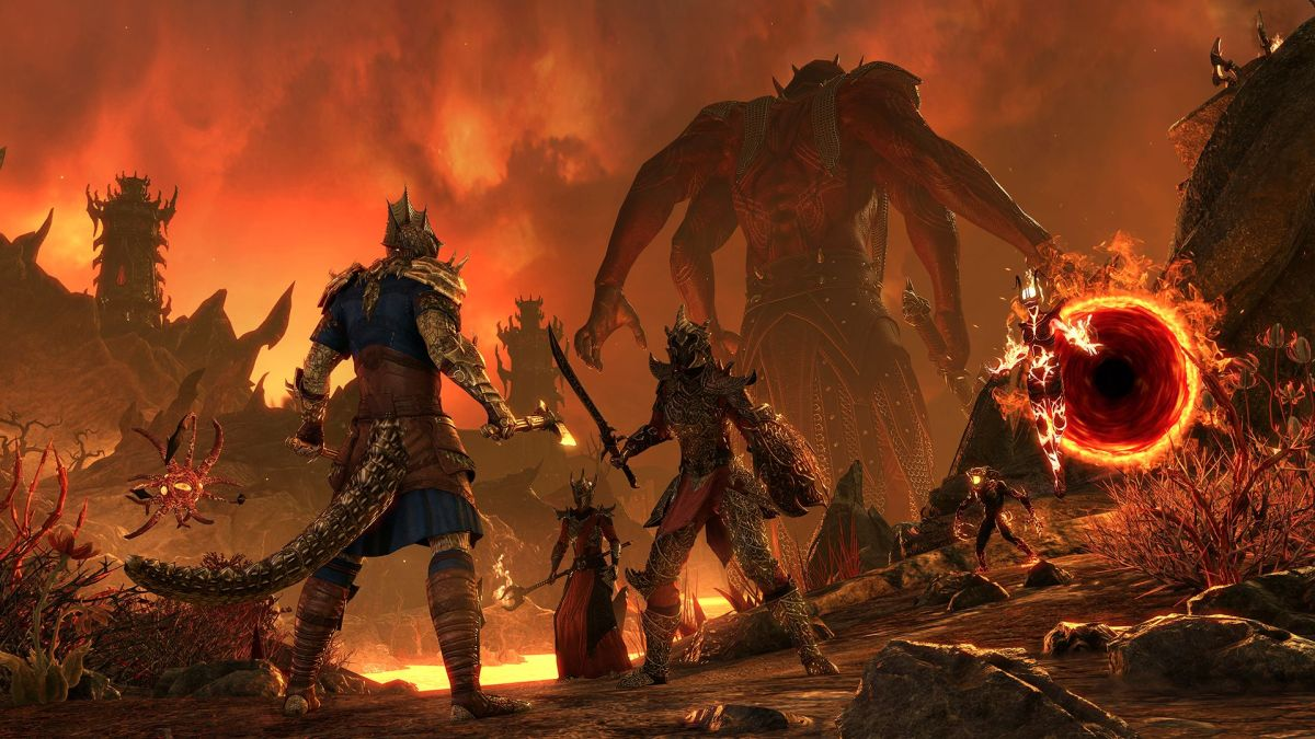 Elder Scrolls Online: Flames of Ambition DLC está disponible para consolas