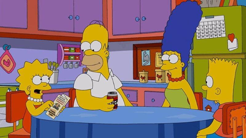 Los Simpson han sido renovados para la temporada 33 y la temporada 34