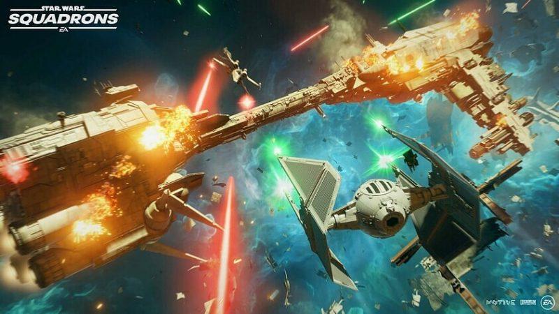 Juegos de EA existentes en consolas de próxima generación: Star Wars: Seasons, Apex Legends y más