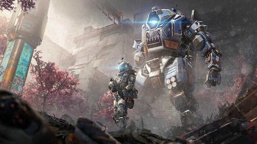 ¿Titanes en Apex Legends?  – Intereses de intereses de Dataminer