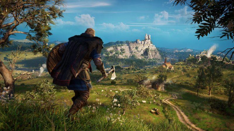 El jugador de Assassin's Creed Valhalla encuentra un truco espantoso en el primer acto de fe para jugar en Hytham