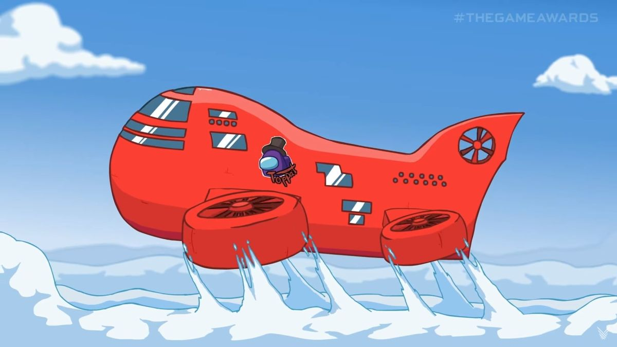 Entre nosotros, el mapa de la aeronave se publicará a finales de este mes.