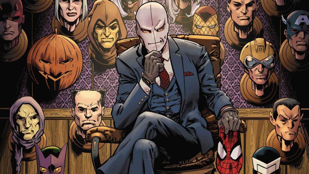 Spider-Man regresa semanalmente con el regreso de su primer súper villano en The Chameleon Conspiracy en junio