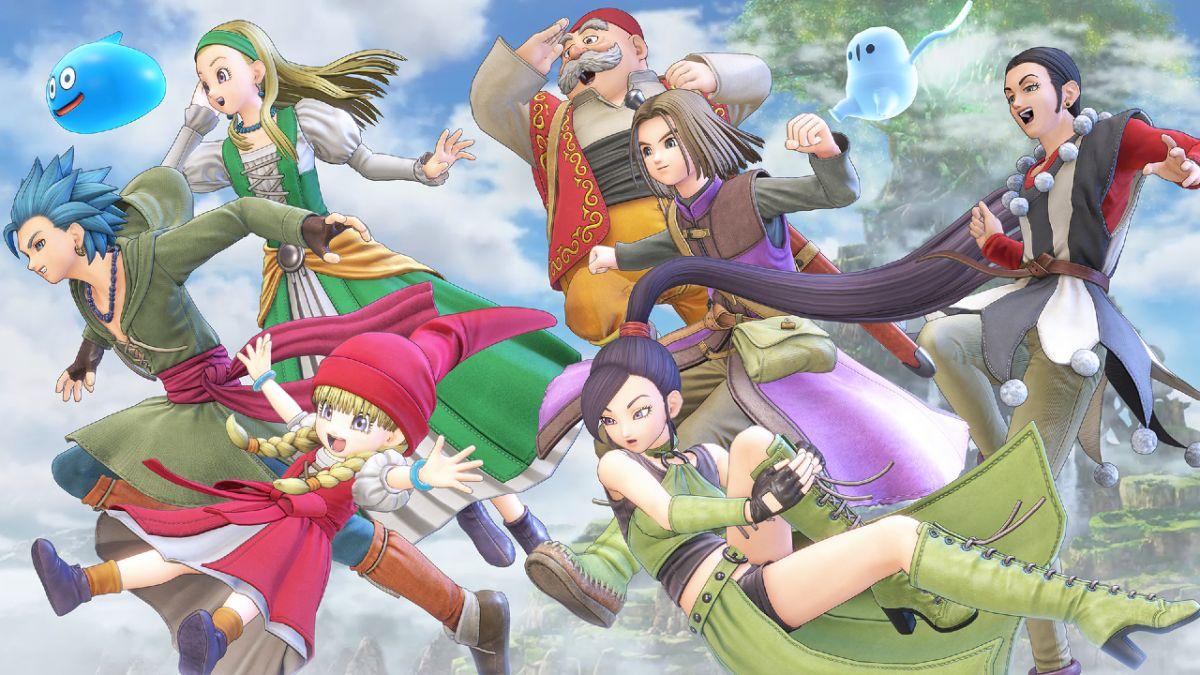 Dragon Quest 11 se lanza en Stadia con descuentos en todas las plataformas