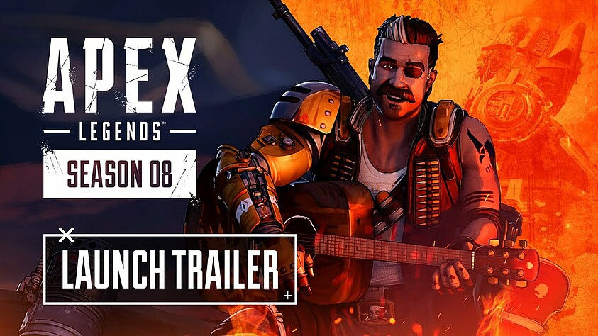 Apex Legends: Tráiler de lanzamiento de la temporada 8