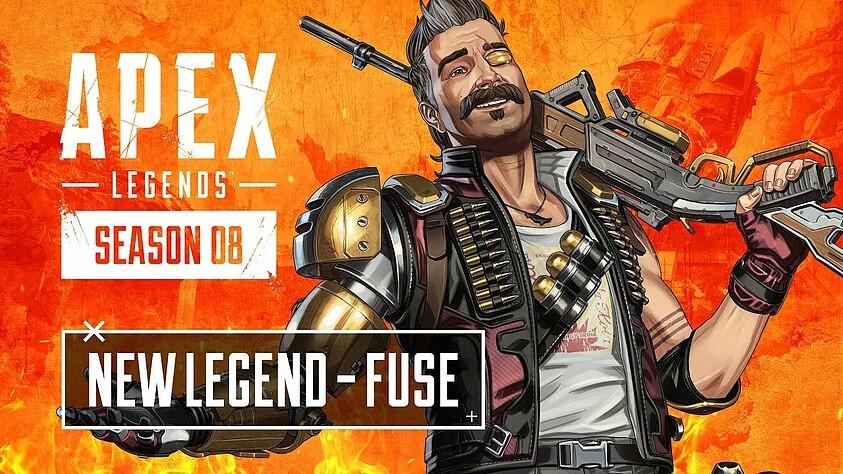 Tráiler de personajes de Apex Legends – Fusible de contactos
