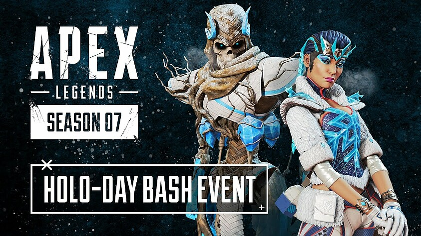Va a ser festivo en Apex Legends
