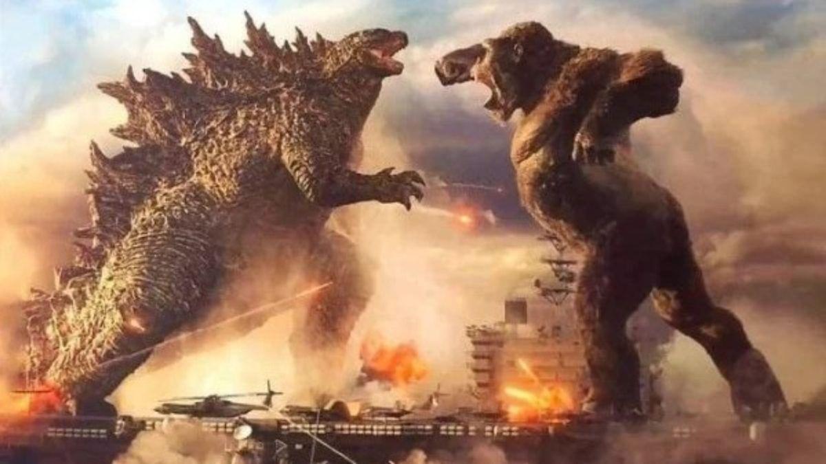 El director de Godzilla vs. Kong explica cómo hizo que su pelea de titanio fuera única