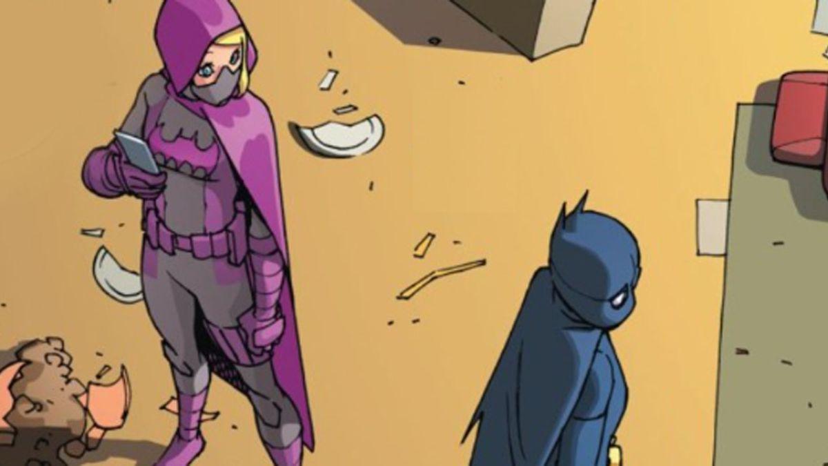 Nueva serie de Batgirl provocada por DC para más tarde ese año
