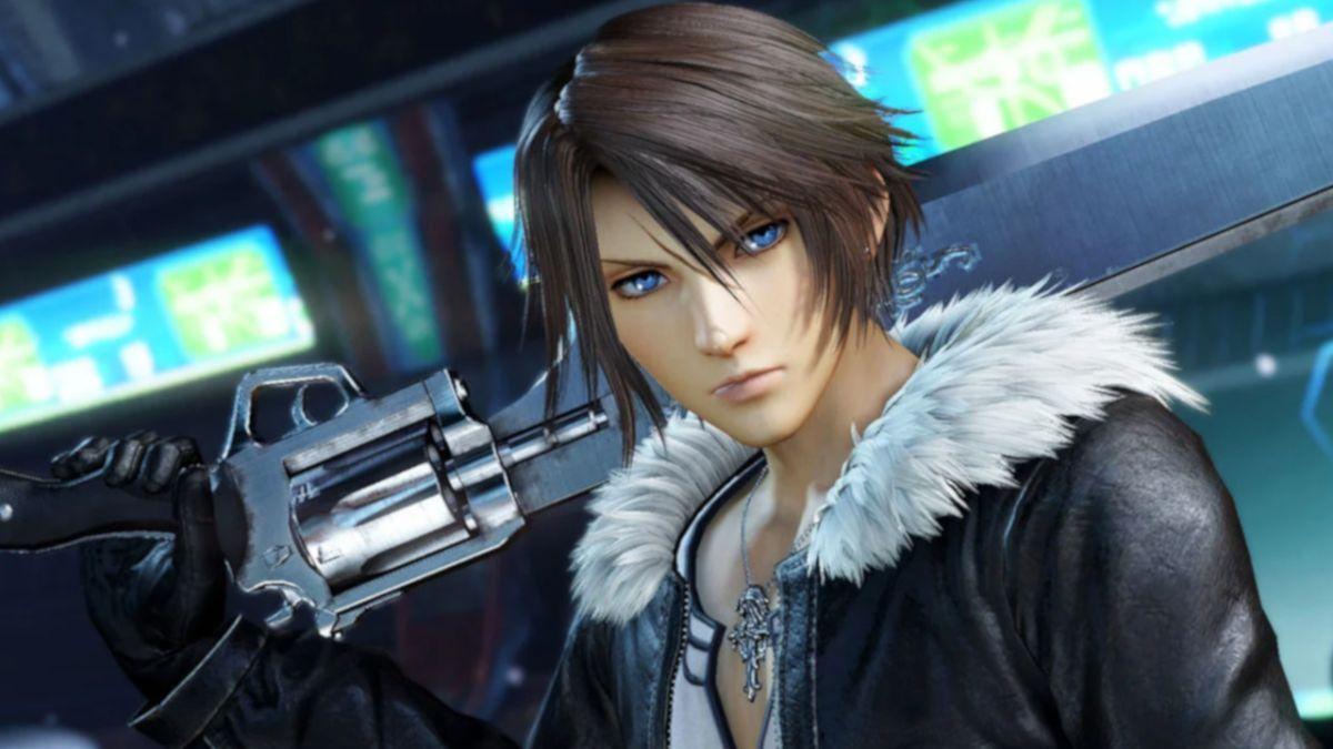 Final Fantasy 8 Remastered se lanza en dispositivos móviles Android e iOS