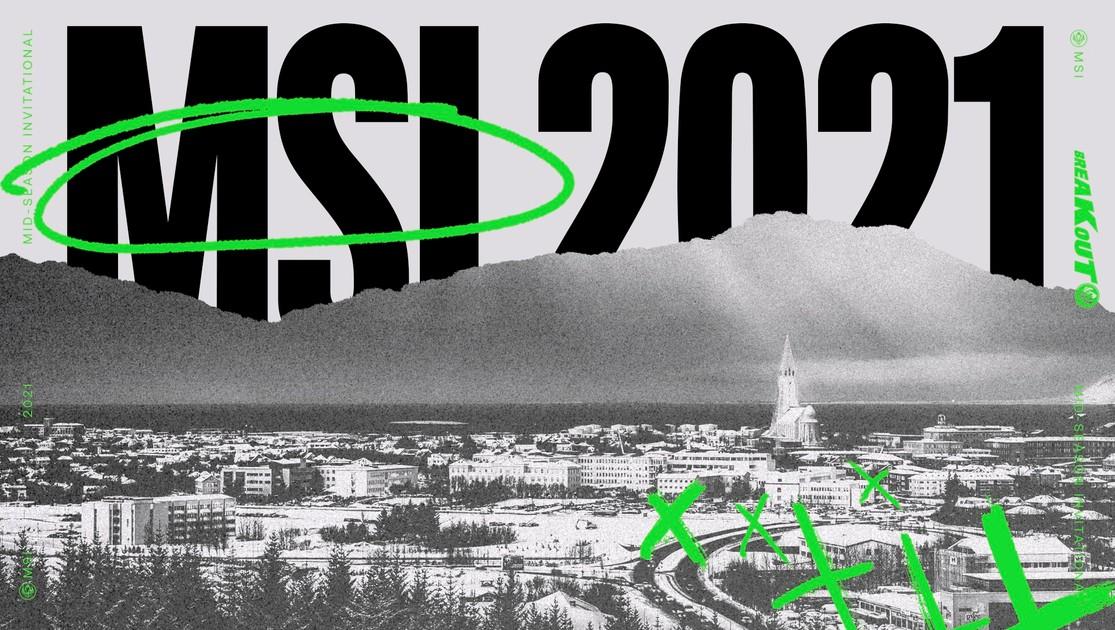 Riot presenta el sorteo de la fase de grupos del Mid-Season Invitational de 2021