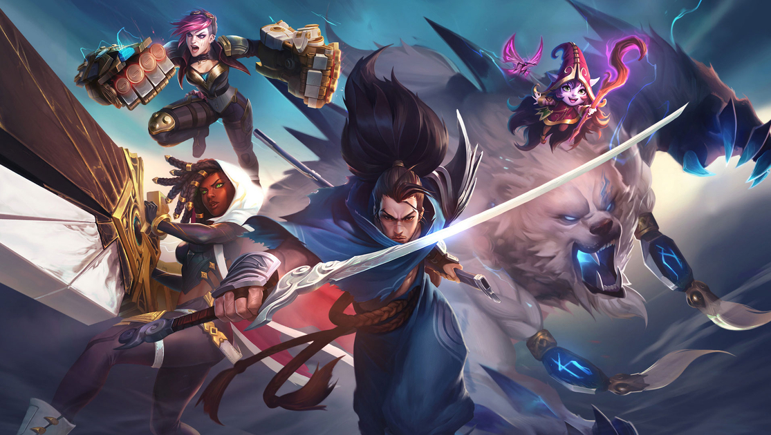 Este es el calendario de parches de League of Legends para 2021