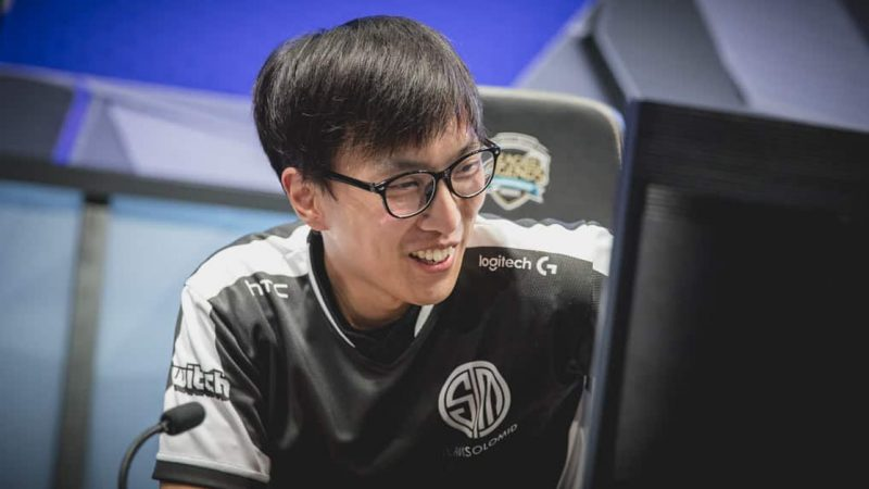 Doublelift se une a la antigua lista de Cloud9 para Tyler1 Money Match