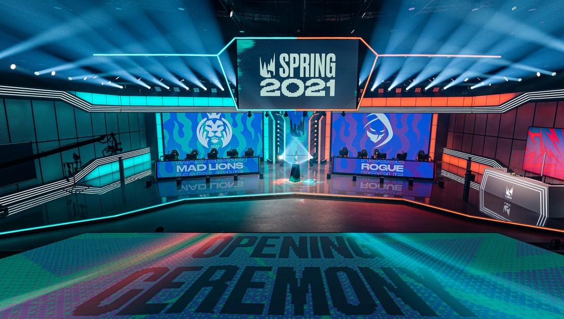 La audiencia de LEC experimenta un crecimiento del 35% con respecto a la división de primavera del año pasado