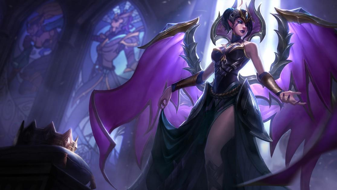 Morgana ahora puede tener libre la jungla más rápida de League después de los beneficios