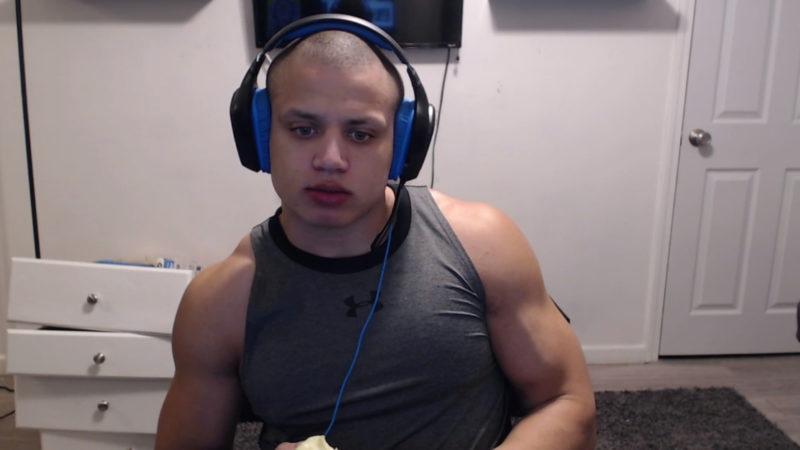 Tyler1 organiza una competencia de levantamiento de pesas de Twitch Rivals