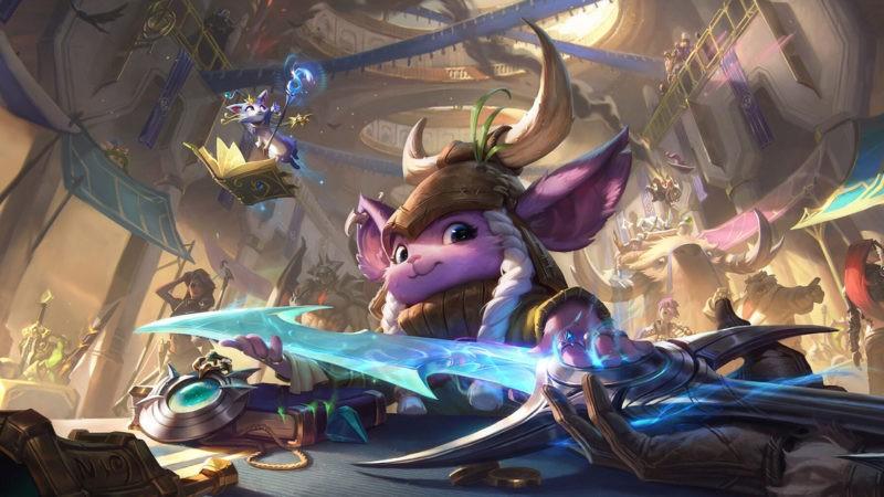 El director de diseño de juegos de League ha sido retirado, transferido al MMO de Riot.