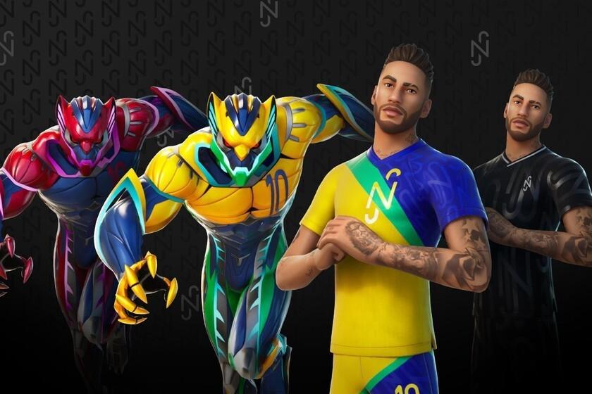 cómo completar todas las misiones y desafíos de la piel de Neymar Jr