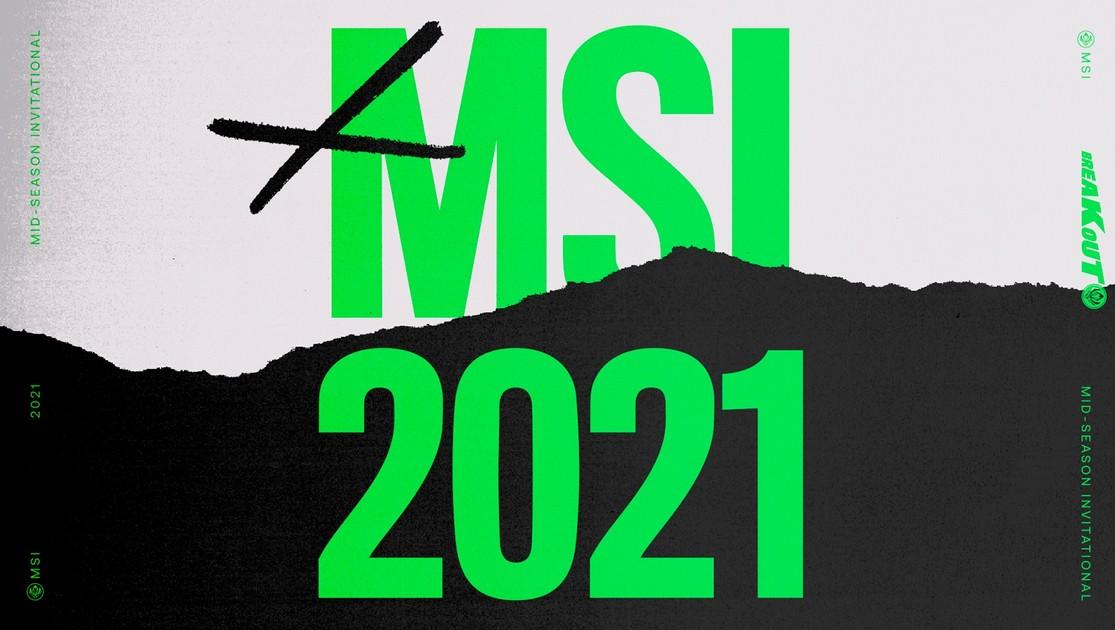 Consulte las recompensas y reembolsos de MSI 2021, el calendario revelado