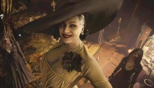 Resident Evil Village: los jugadores podrán tomar fotos con Lady Dimitrescu