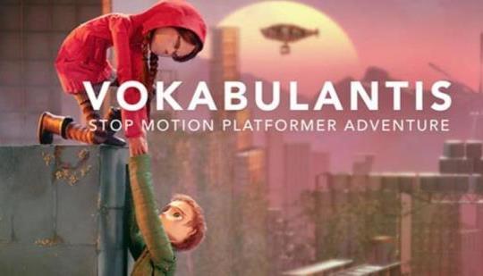 """El juego de plataformas de aventuras cooperativas en stop motion """"Vokabulantis"""" ahora está totalmente financiado a través de Kickstarter"""