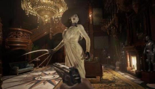 Resident Evil Village obtiene nuevas y espeluznantes capturas de pantalla que muestran el juego principal y el modo Mercenaries