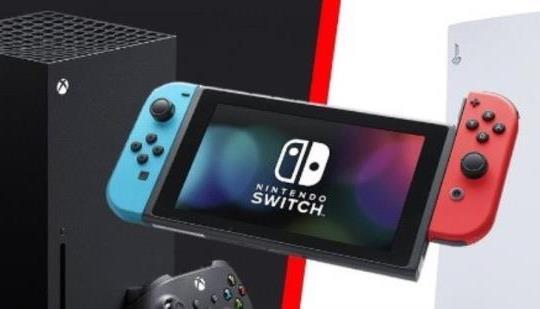 Comparación de las ventas de lanzamiento entre PS5 y Xbox Series X |  S y Switch hasta la semana 21
