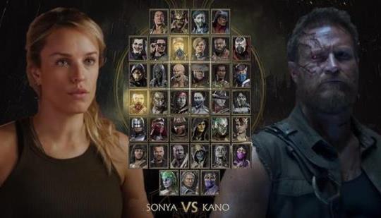 Los actores de la película de Mortal Kombat quieren ser incluidos en MK11