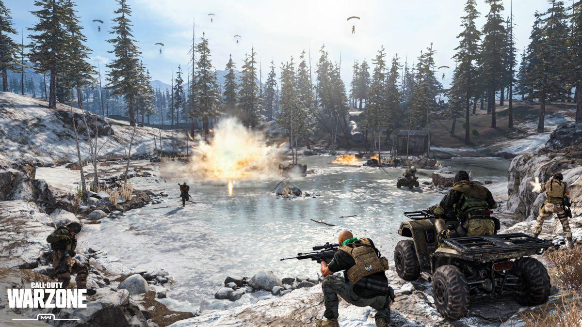 Call of Duty Warzone llega a 100 millones de jugadores
