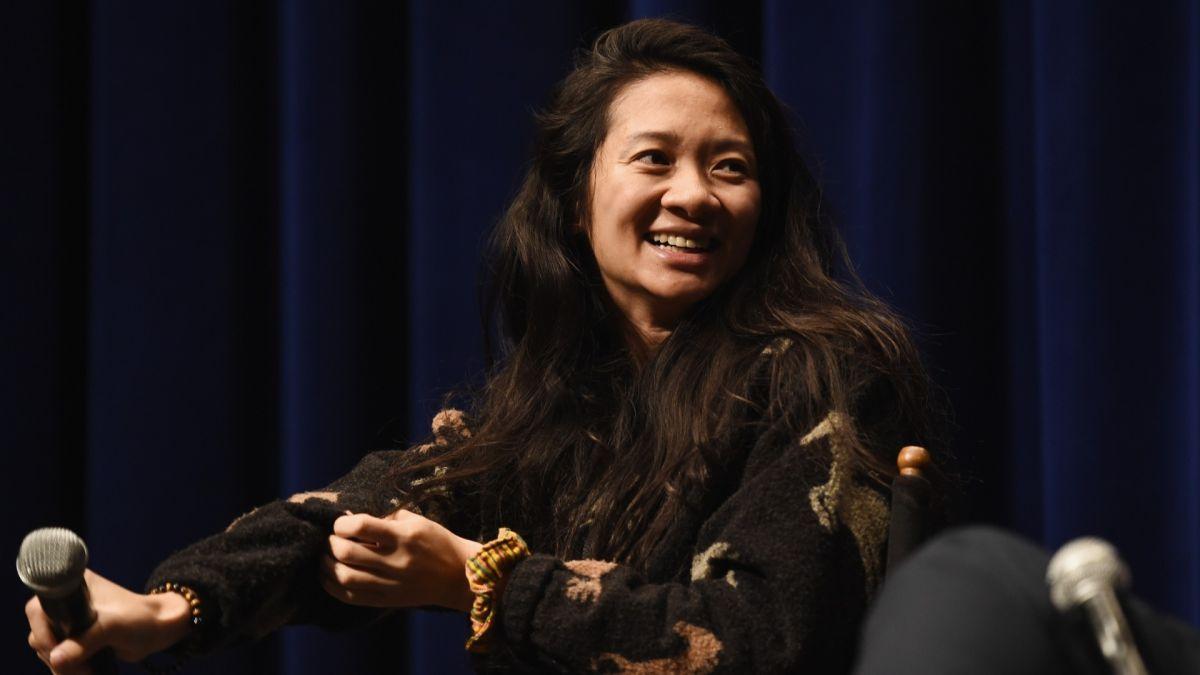 Chloé Zhao es nombrada mejor directora por Nomadland en los Oscar 2021
