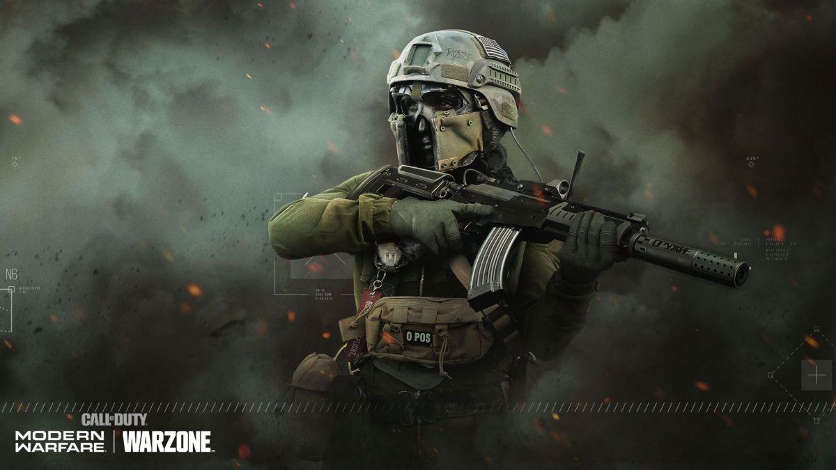 """El polémico Call of Duty Warzone Skin Roze obtiene """"un ajuste"""""""